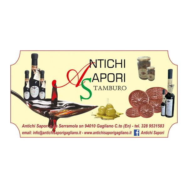 ANTICHI SAPORI SOC. AGR. F.LLI TAMBURO SS